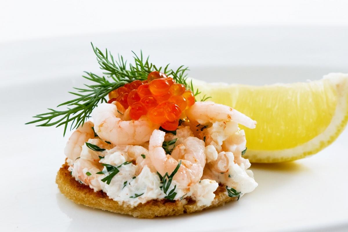 закуски из морепродуктов рецепты с фото